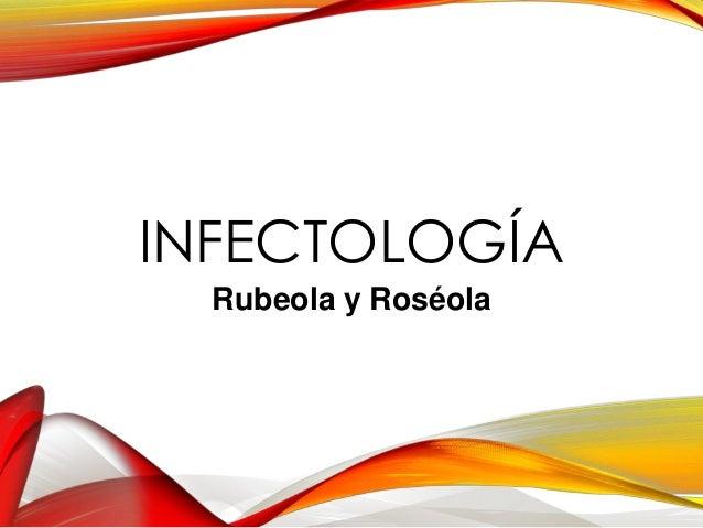Roseola Rubeola