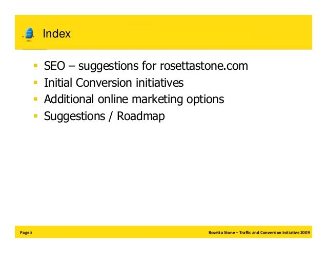 Rosettastone Website Review 2009