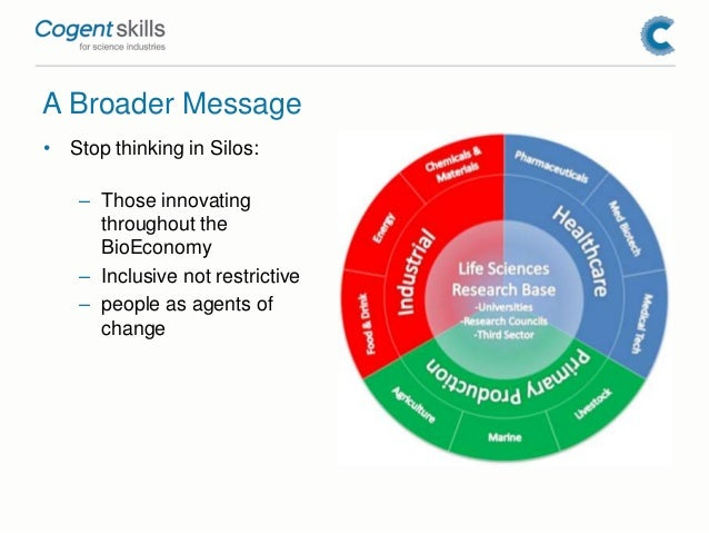 Stephen Rosevear (Cogent SSC)  - developing skills in life science nhs scientists in context hcs15 Slide 2