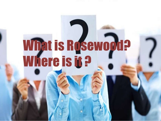 case study rosewood hotels Rosewood believes if they are able to adopt a corporate brand, that their guests  will recognize more of their facilities and become loyal which in.
