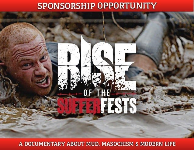 Rise of the Sufferfests - Sponsorship Opportunity