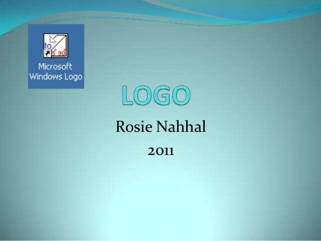 Rosie Nahhal2011