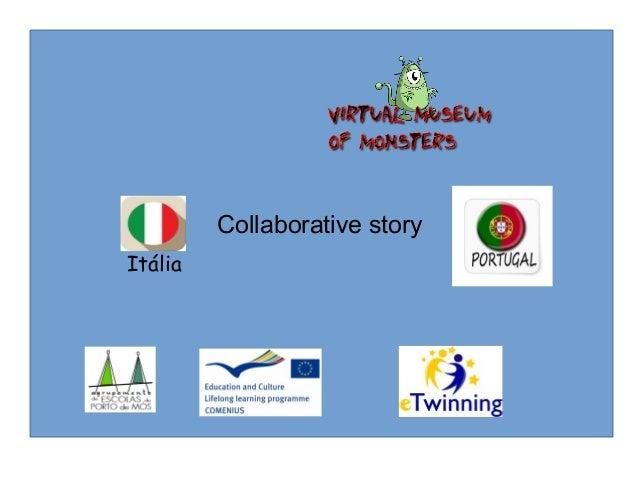 Collaborative story Itália
