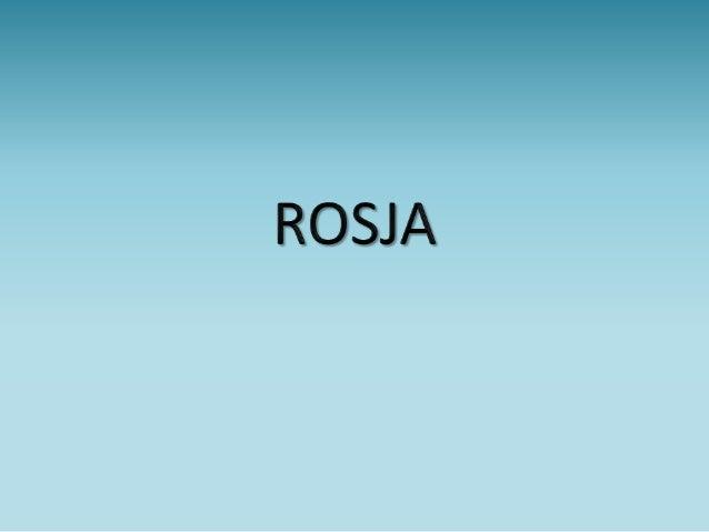 Rosja na mapie świata