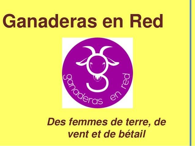 Haga clic en el icono para agregar una imagen Ganaderas en Red Des femmes de terre, de vent et de bétail