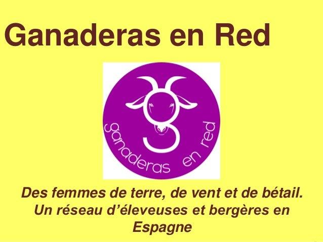Haga clic en el icono para agregar una imagen Ganaderas en Red Des femmes de terre, de vent et de bétail. Un réseau d'élev...
