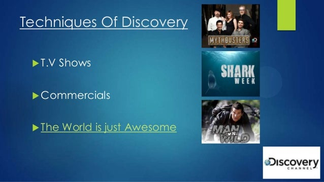 Discovery Channel as a successful Medium in Advertising