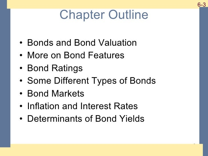 interest rates and bond valuations essay The first essay analyses whether foreign bond buying of euro area securities had an impact on euro area long-term interest rates  favourable price valuations.