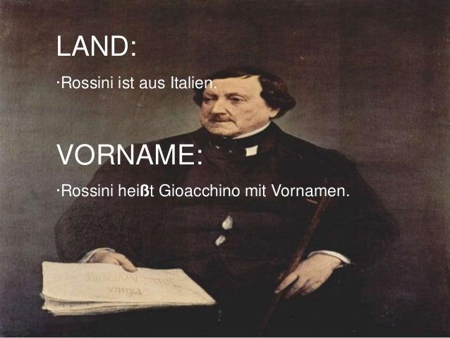 Rossini  Slide 2