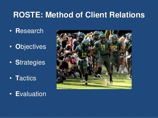 Race And Roste Methods Of Public Relations Campaigns