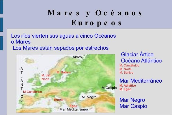 Ros y Lagos de Europa