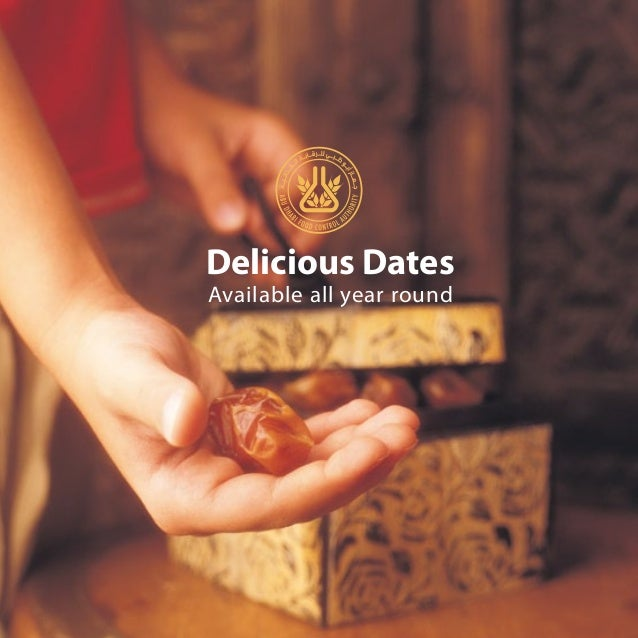 Delicious Dates Available all year round