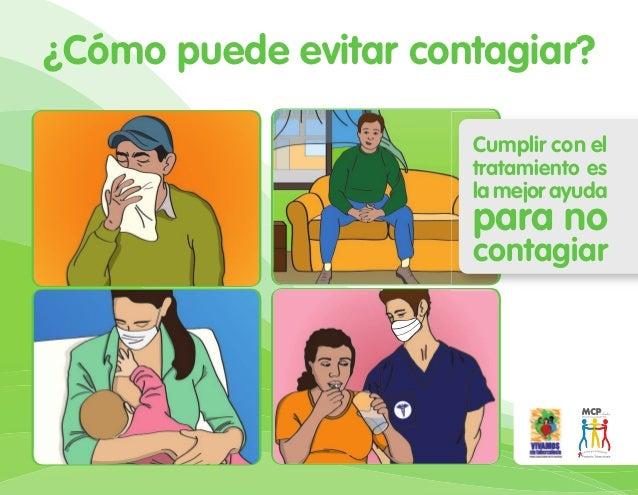 Rotafolio La Tuberculosis se puede Prevenir
