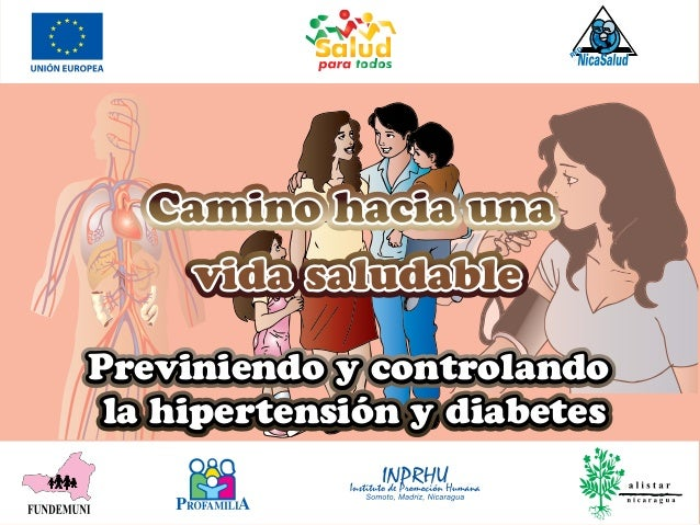 Previniendo y controlando la hipertensión y diabetes