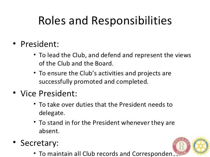 Rotaract Orientation / Introduction