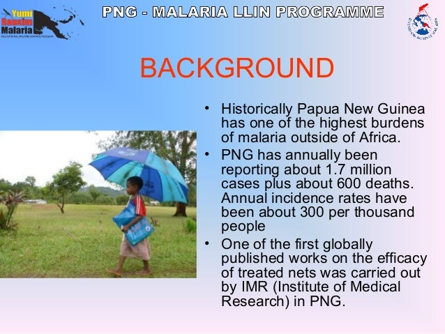 The Battle to Eliminate Malaria Part 1 of 2 Slide 2