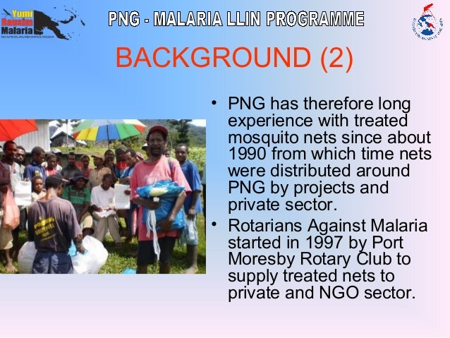 The Battle to Eliminate Malaria Part 1 of 2 Slide 3