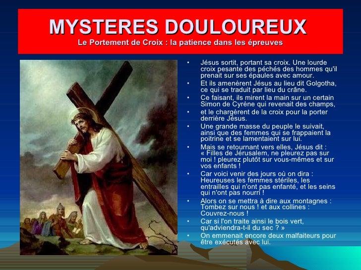 <ul><li>Jésus sortit, portant sa croix. Une lourde croix pesante des péchés des hommes qu'il prenait sur ses épaules avec ...