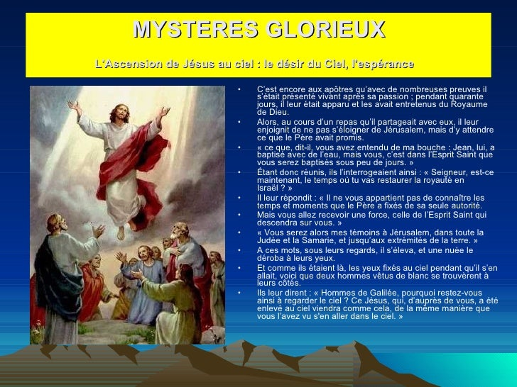 <ul><li>C'est encore aux apôtres qu'avec de nombreuses preuves il s'était présenté vivant après sa passion; pendant quara...
