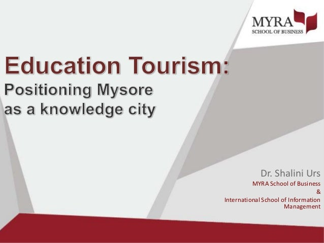 Dr. Shalini Urs MYRA School of Business & International School of Information Management