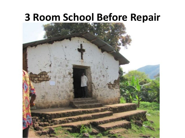 Rotary School Repair Project Builds Community Spirit Befang