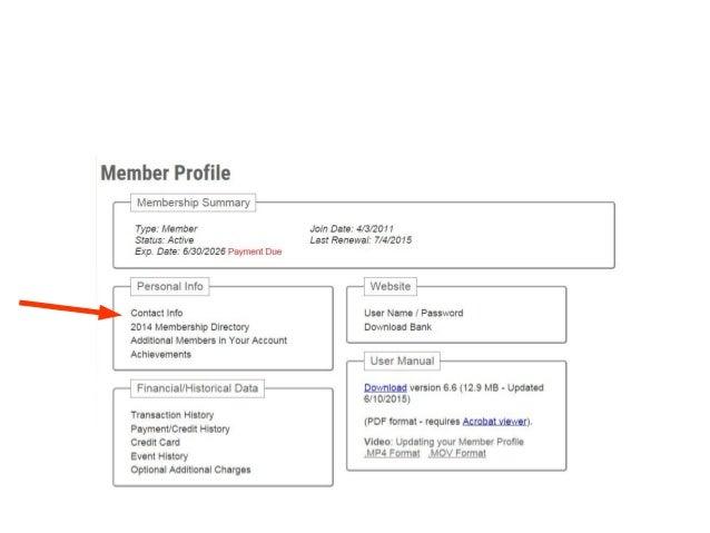 Rotary Club CNS Website Signup