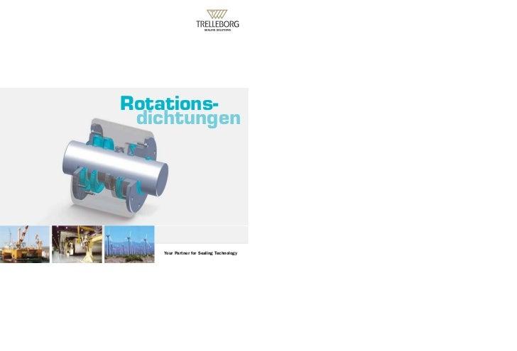 Rotationsdichtungen                                       Rotations-                                        dichtungen    ...