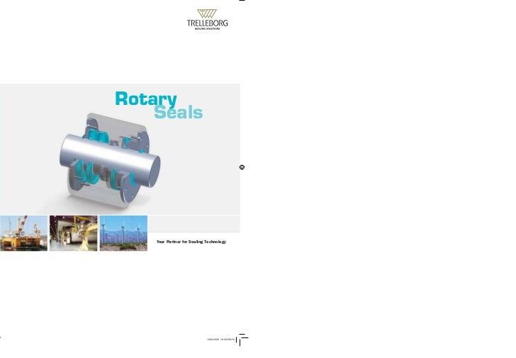 Rotary Seals                                                             Rotary                                           ...