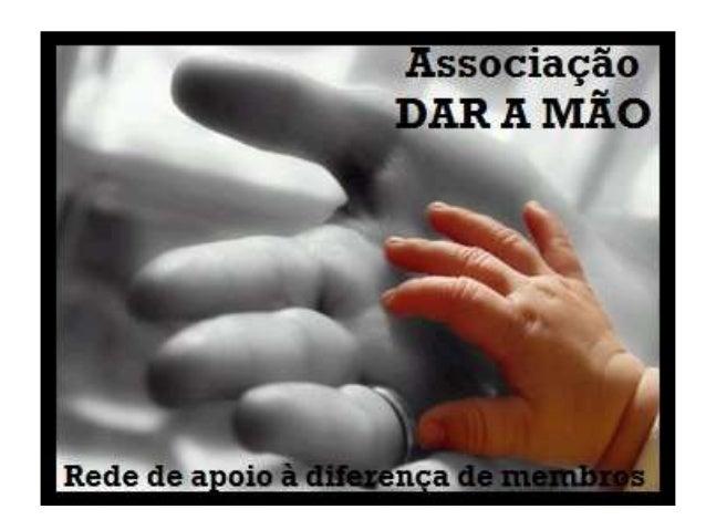 """ASSOCIAÇÃO """"DAR A MÃO"""" """"O impossível só existiu até o dia que inventaram a superação"""" Palestra Rotary Club São João do Ivaí"""