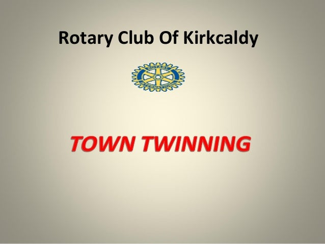 Rotary Club Of Kirkcaldy