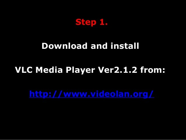 Rotate and Save Video with VLC Media Player (v2 1 2)