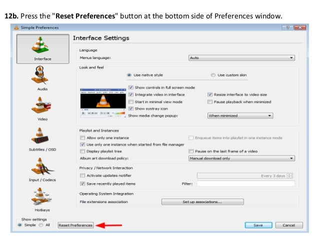 Rotate and save video with vlc media player v212 28 12b ccuart Images