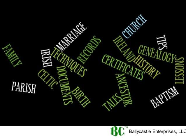 Ballycastle Enterprises, LLC