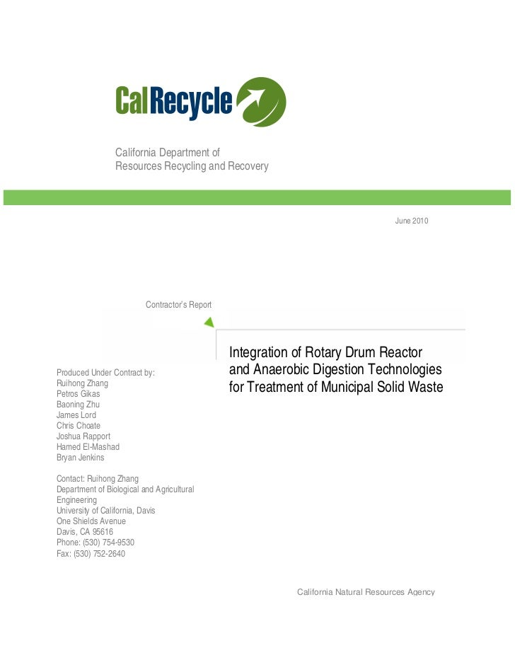 California Department of                 Resources Recycling and Recovery                                                 ...