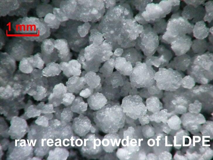 1 mm raw reactor powder of LLDPE