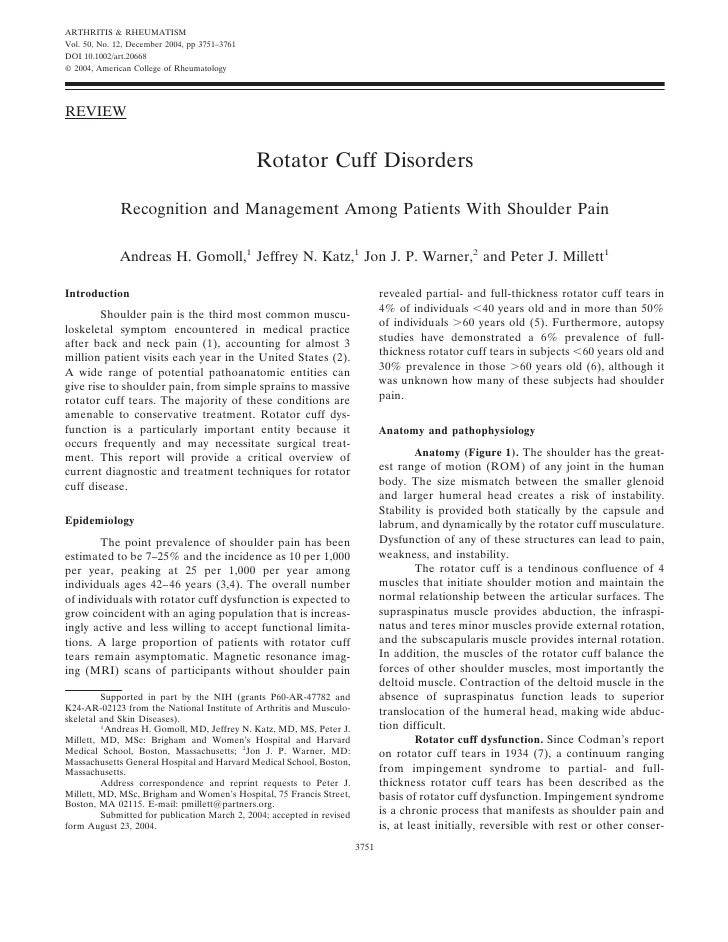 ARTHRITIS & RHEUMATISM Vol. 50, No. 12, December 2004, pp 3751–3761 DOI 10.1002/art.20668 © 2004, American College of Rheu...