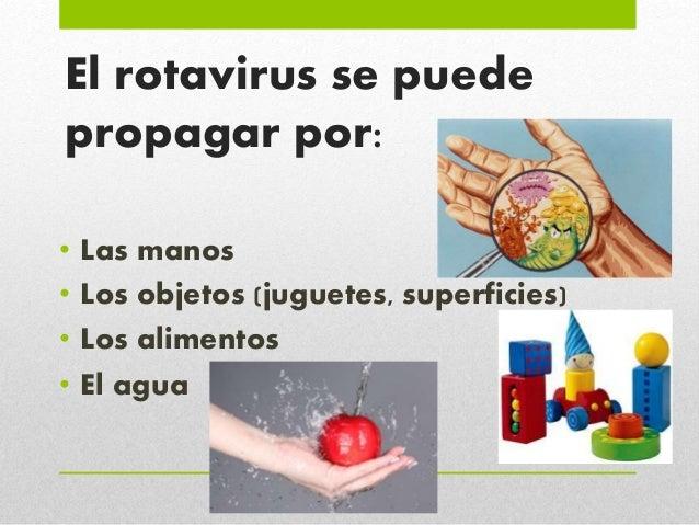 Oral rotavirus babes