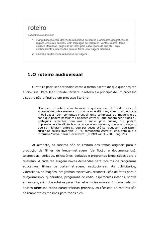 Roteiro de Cinema: Celtx 2.5, o software gratuito de …