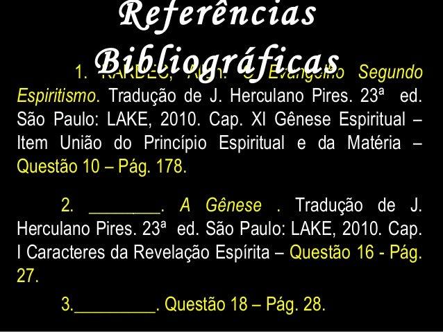 Roteiro 2   espiritismo ou doutrina espírito - conceito e objeto
