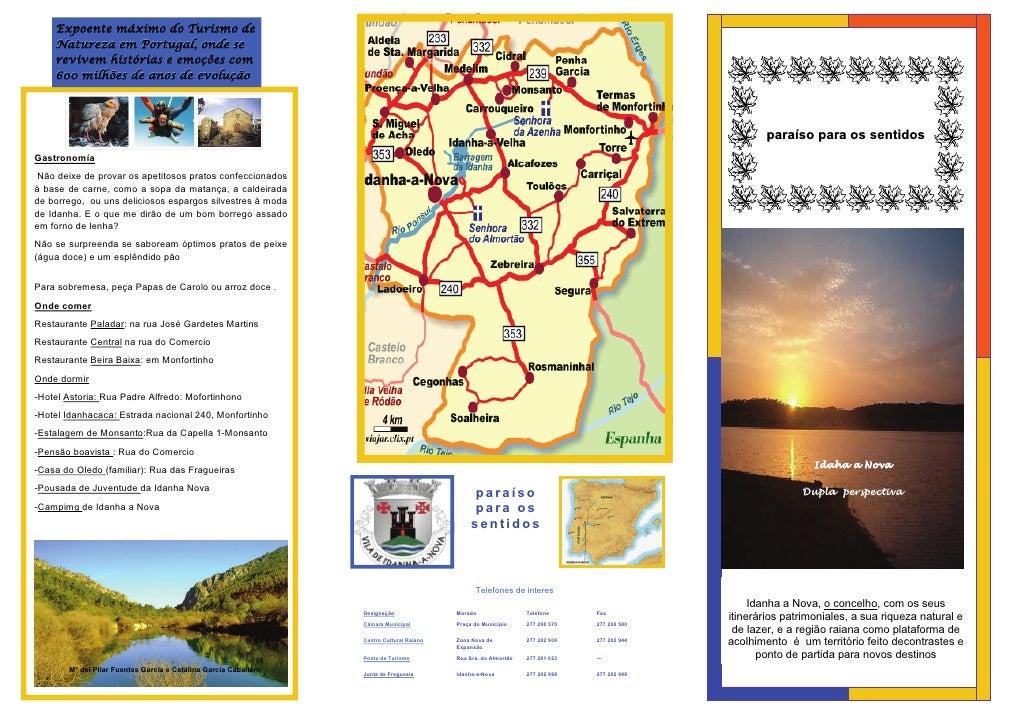Expoente máximo do Turismo de      Natureza em Portugal, onde se                   Portugal,      revivem histórias e emoç...