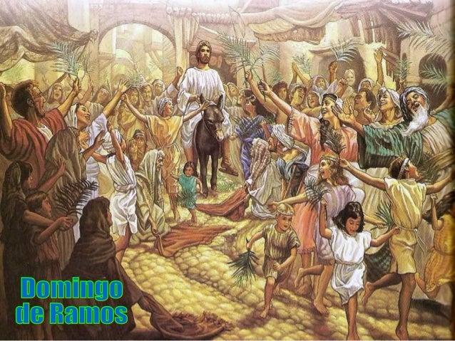 Hosana e Cruz Com o Domingo de Ramos começamos a Semana Santa. Somos convidados a contemplar o grande amor de Deus, que de...