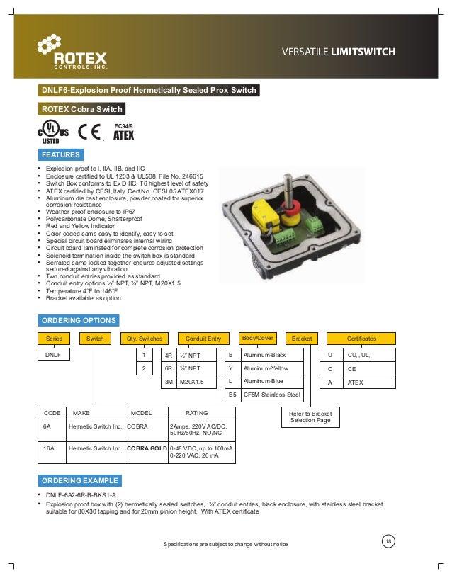 nema 14 50 wiring diagram rotex controls industrial nema 4 and nema 7 limit switch nema 5 15 wiring diagram #7