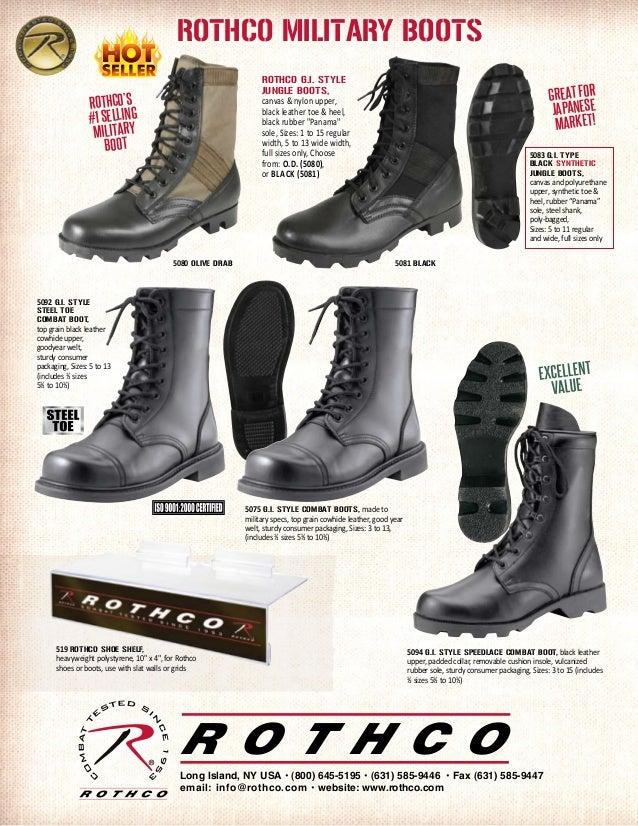 f9a7ec2b6a4 Rothco Boot Catalog