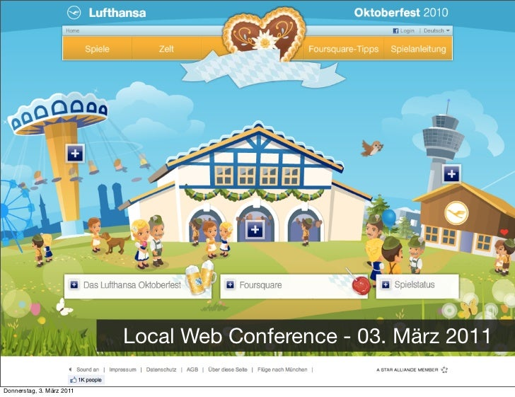 Local Web Conference - 03. März 2011                                                         Quelle: Photocase.comDonnerst...