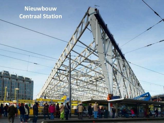 Euro-bruggen in Spijkenisse