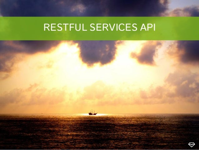 RESTFUL SERVICES API