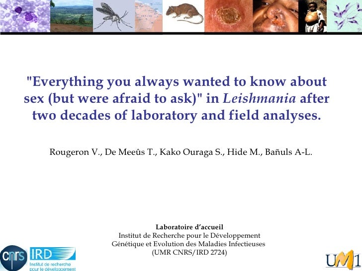"""Everything you always wanted to know about sex (but were afraid to ask)"" in  Leishmania  after two decades of l..."