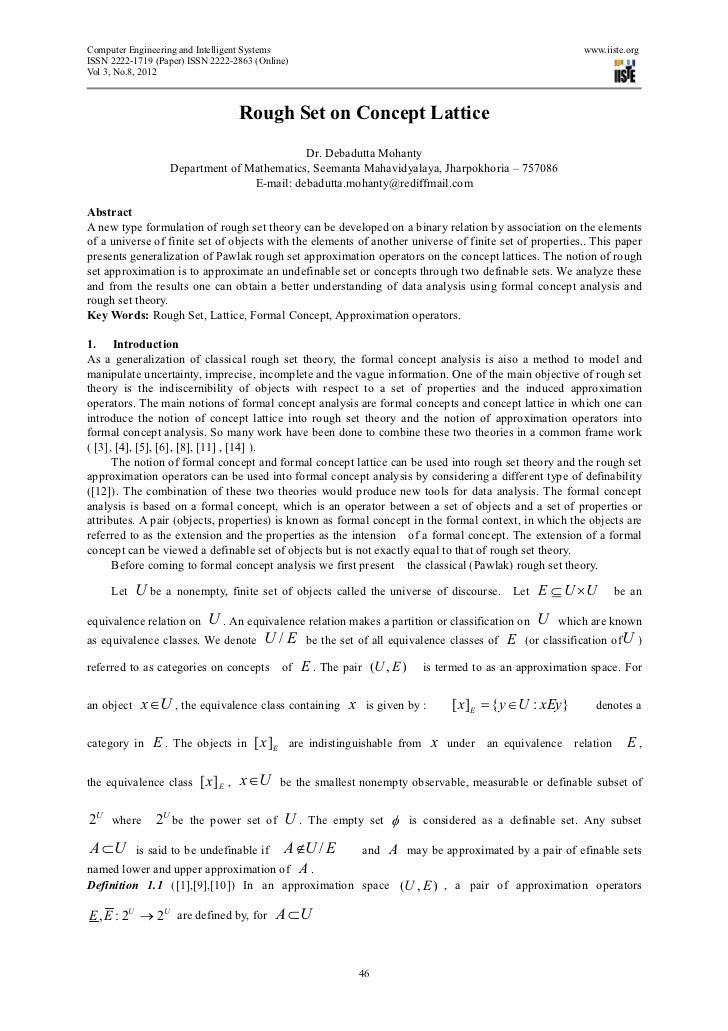 Computer Engineering and Intelligent Systems                                                            www.iiste.orgISSN ...