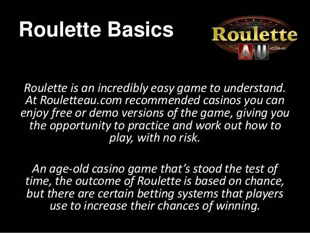 Odds of roulette winning
