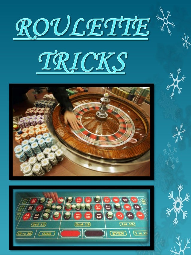 Index  Topic Page No  Roulette Tricks Funktionieren Nicht –  Casino Manipulation Schon !  3  Roulette Trick 4  Einer der s...